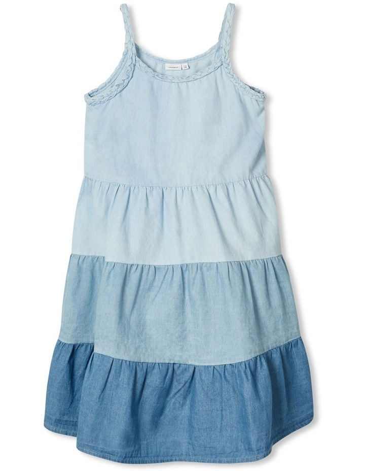 Multi Tone Denim Dress image 1