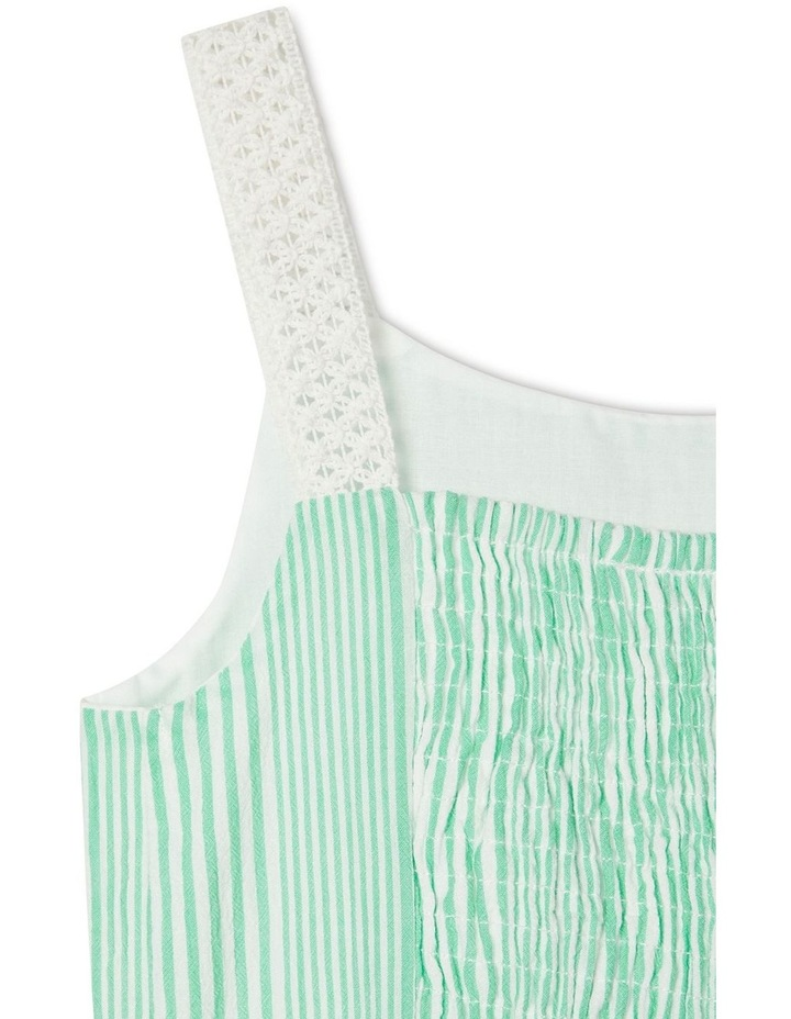 Joslyn Striped Midi Dress image 2