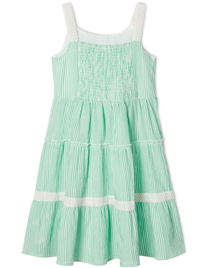 Joslyn Striped Midi Dress image 3