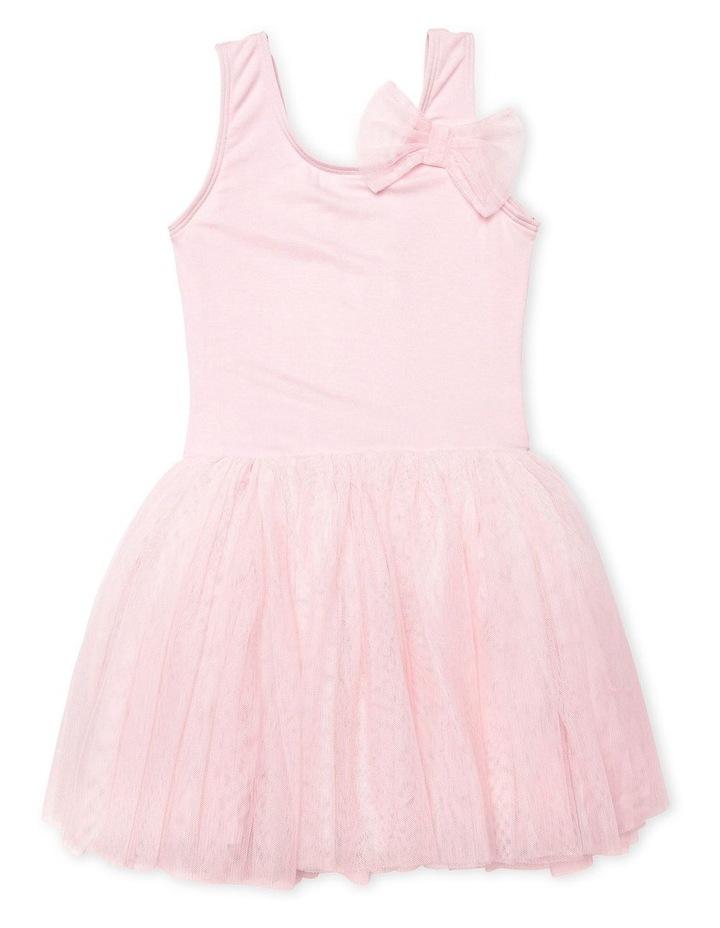 Classic Bow Tutu Dress Pink image 1