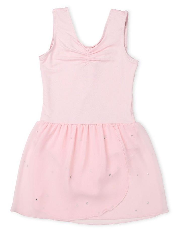 Sparkle Skirted Leotard Pink image 1