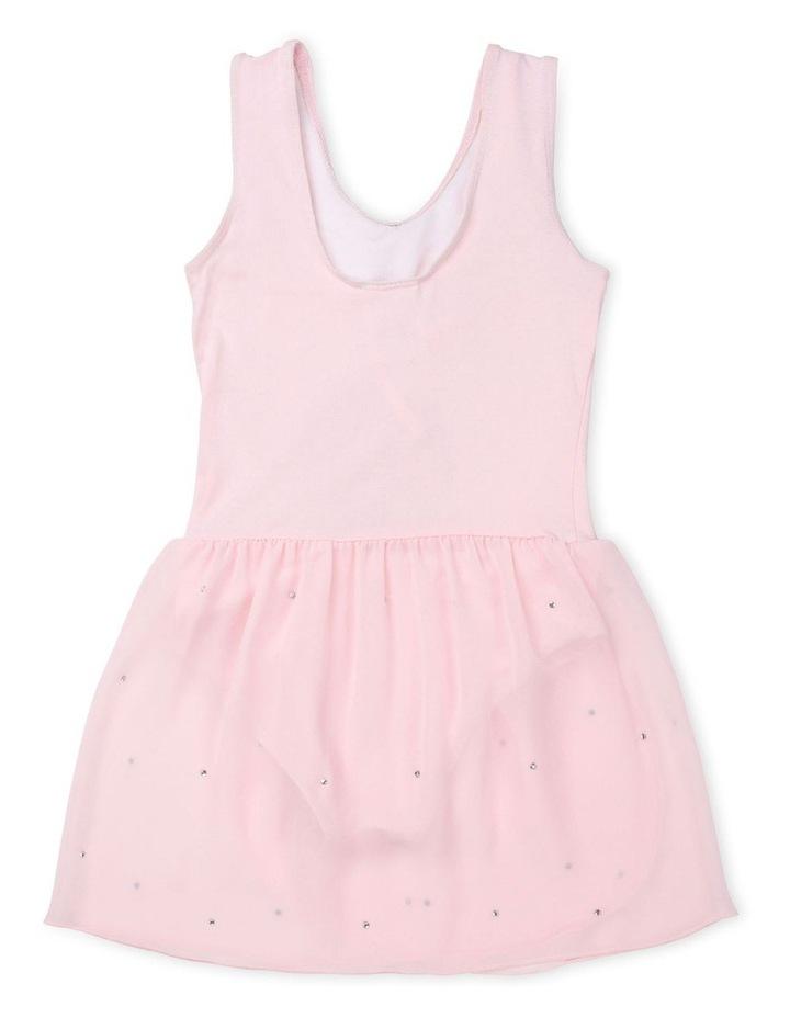 Sparkle Skirted Leotard Pink image 2