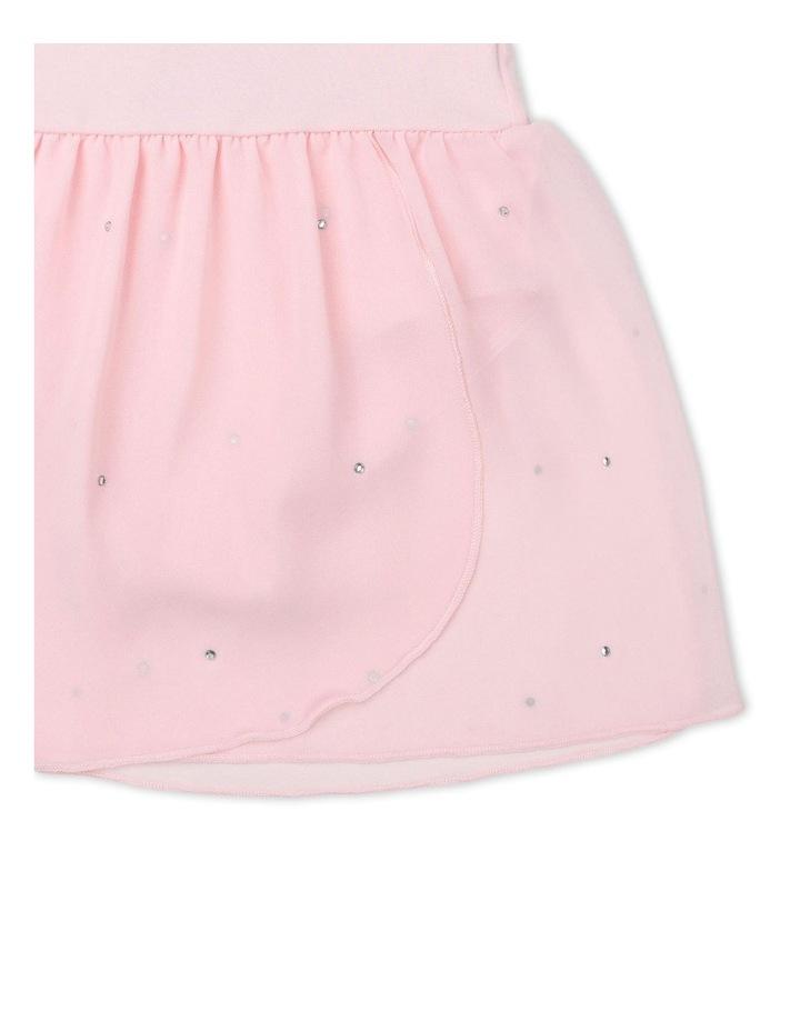 Sparkle Skirted Leotard Pink image 3