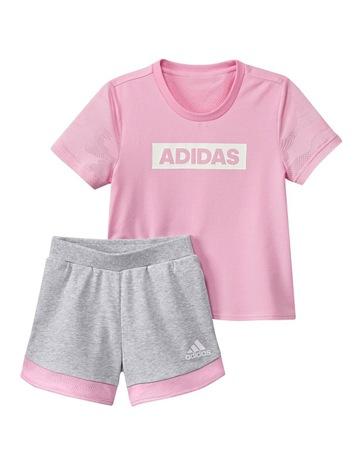 4c88bb5f79 Adidas Lg Ss Tee Set