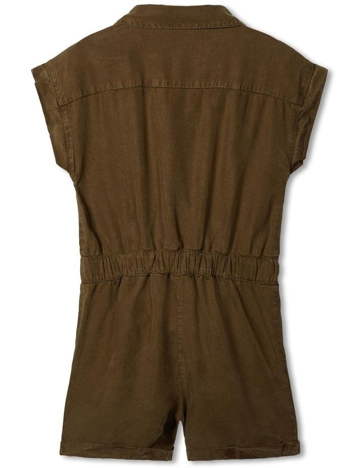 Halle Short Sleeve Jumpsuit image 3