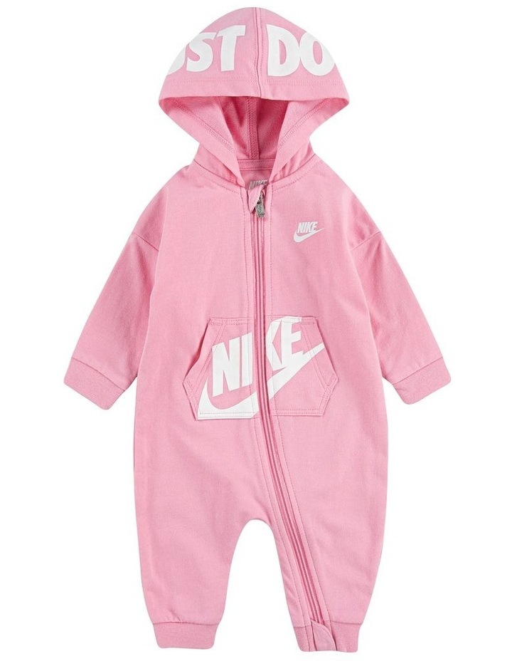 Hooded Baby Coverall image 1