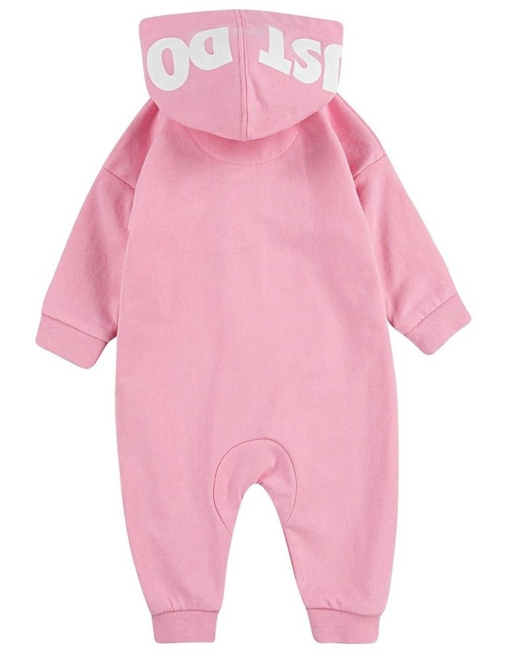 Hooded Baby Coverall image 2