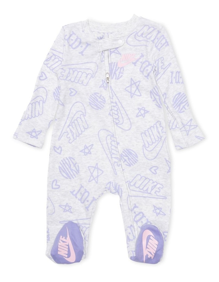 Hooded Baby Ft Coverall image 1