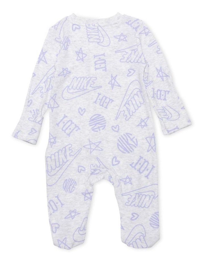 Hooded Baby Ft Coverall image 2