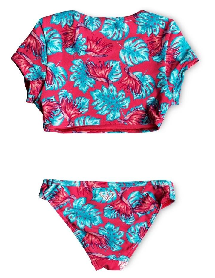 Mermaid - Crop Top Bikini Set image 2