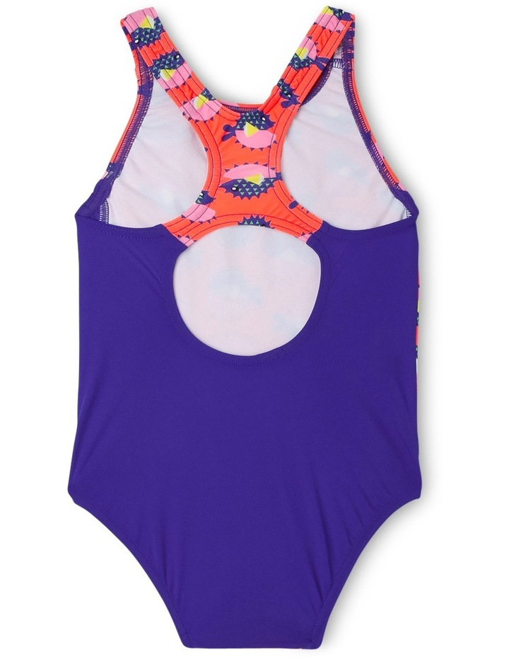 Toddler Girls Puffa Fish Medalist One Piece image 2
