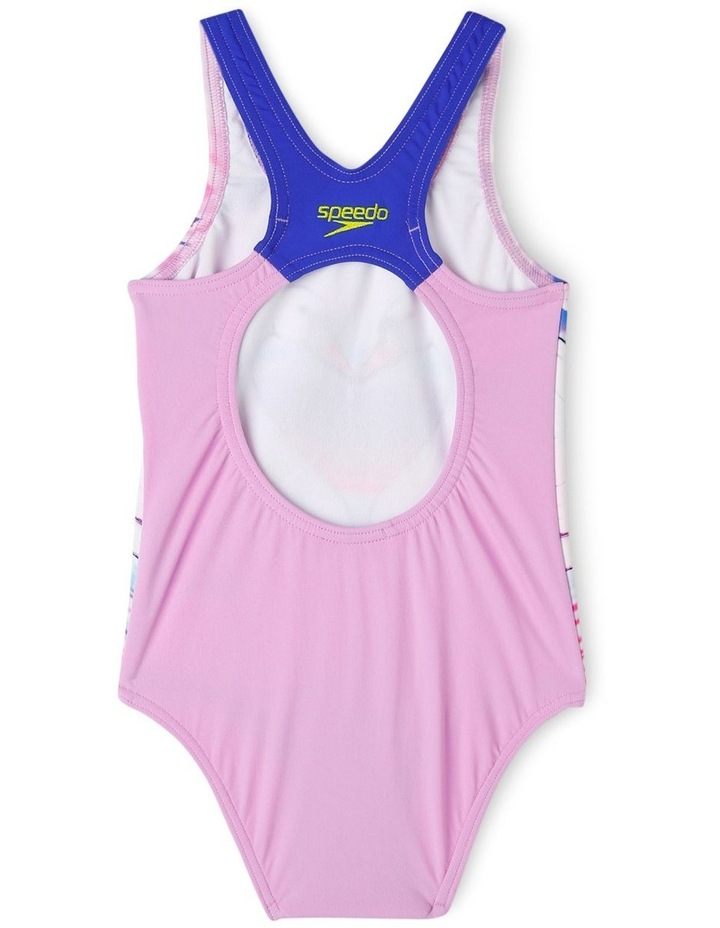 TODDLER GIRLS SWAN DREAM ONE PIECE image 2