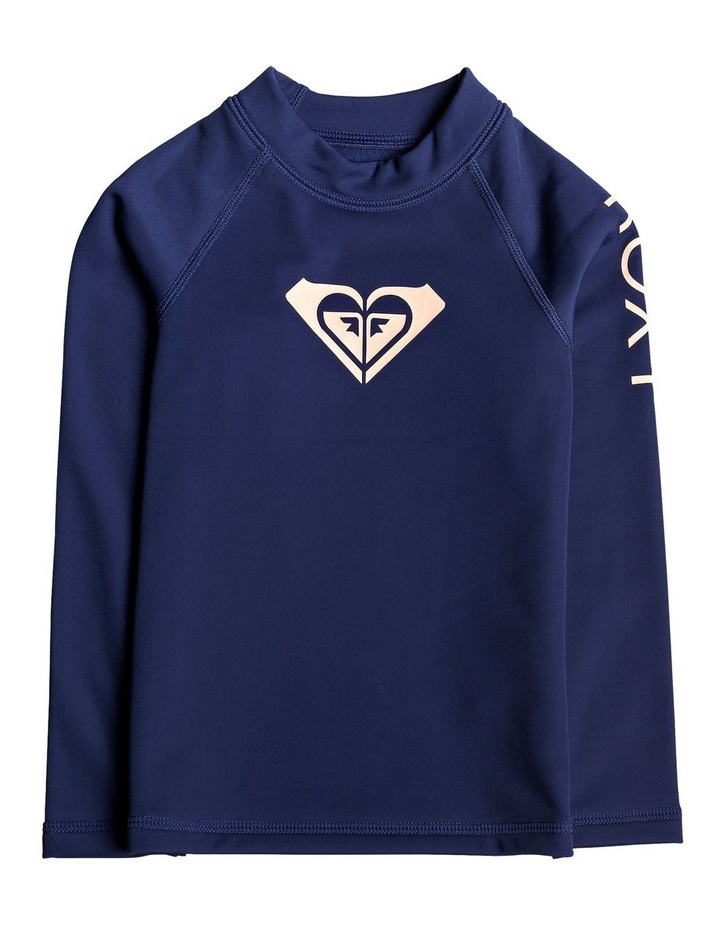 Roxy Heater Kids LS Surf Tee image 1
