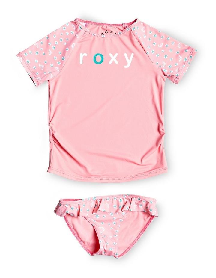 Splash Party Short Sleeve Upf 50 Rash Vest Set image 1