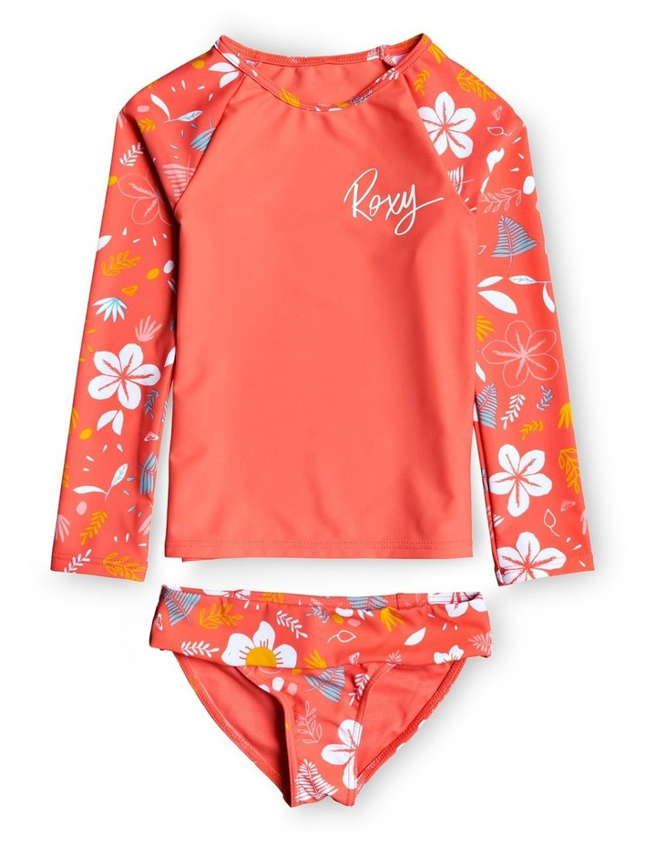 Fruity Shake Long Sleeve UPF 50 Rash Vest Set image 1