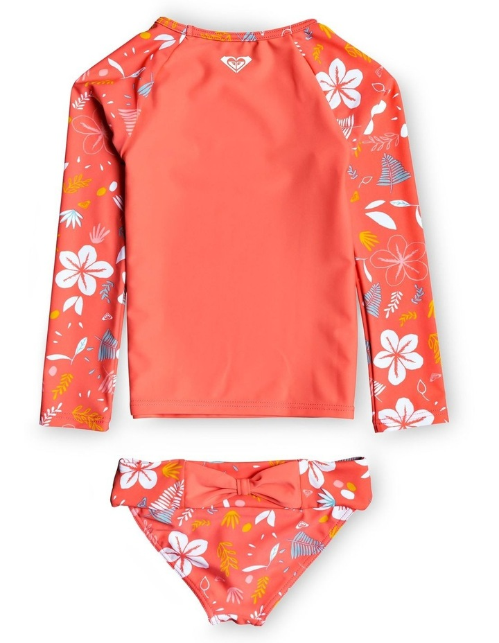 Fruity Shake Long Sleeve UPF 50 Rash Vest Set image 2