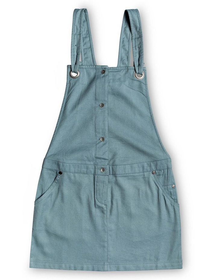 Relaxed Morning Dungaree Dress image 1