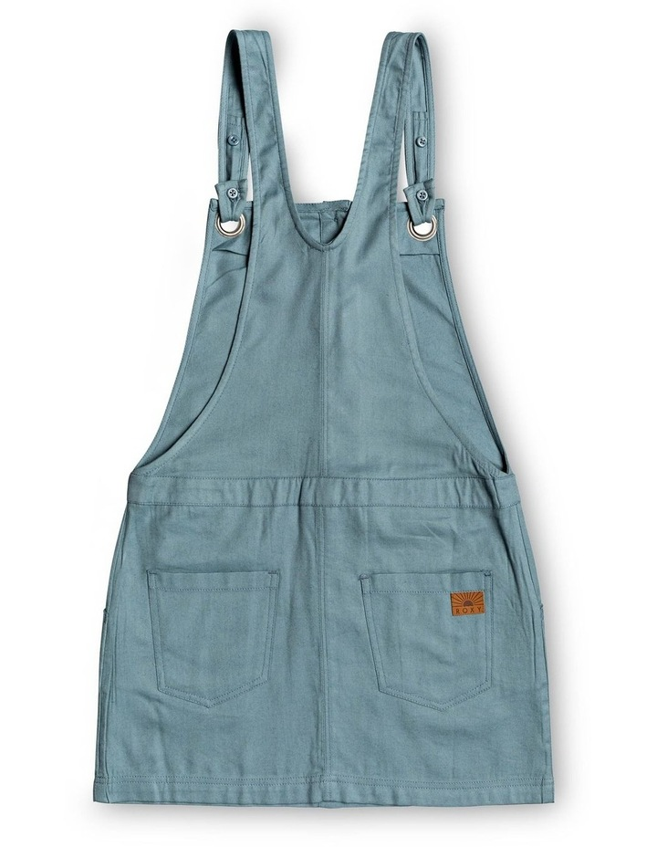 Relaxed Morning Dungaree Dress image 2