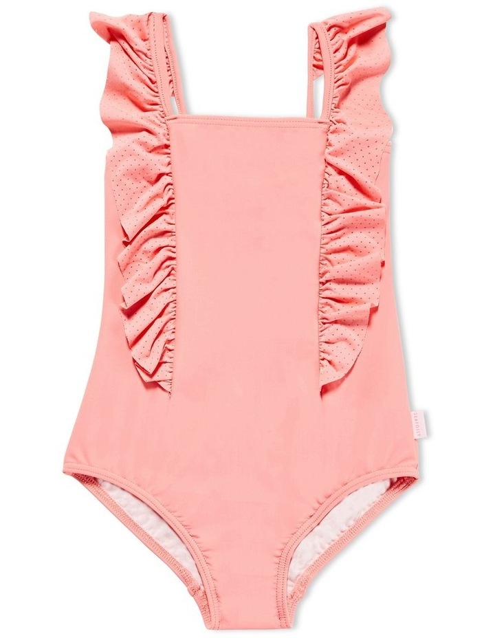 Sweet Summer Frill Tank One Piece image 1