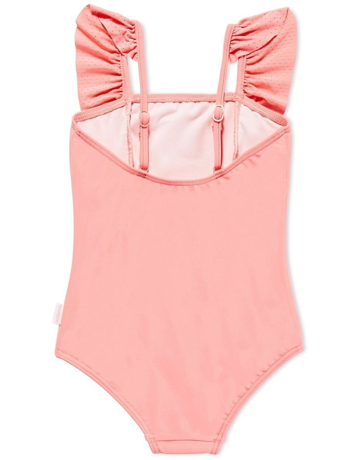 Sweet Summer Frill Tank One Piece image 2