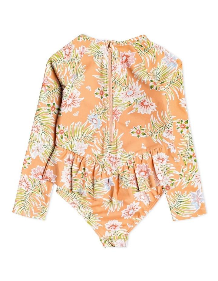 Florasea - Long Sleeve UPF 50 One-Piece Swimsuit image 2