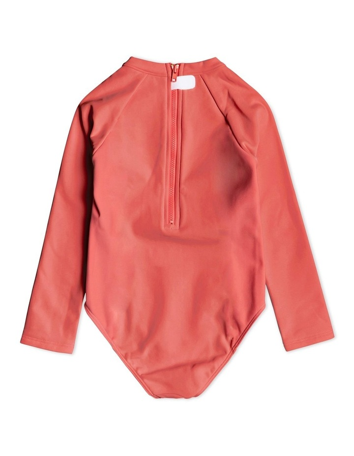 Thermo - Long Sleeve UPF 50 One-Piece Swimsuit image 2