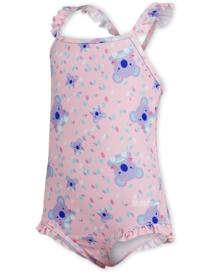 Toddler Girls Koko Koala Allover Thinstrap Swimsuit image 1