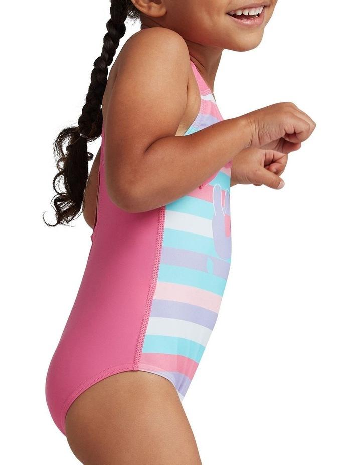 Toddler Girls Koko Koala Placement Crossback Swimsuit image 4