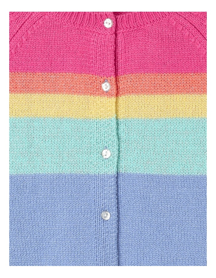 Knitted Button Front Cardigan image 2