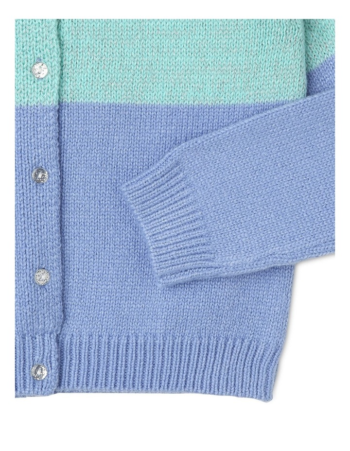 Knitted Button Front Cardigan image 3