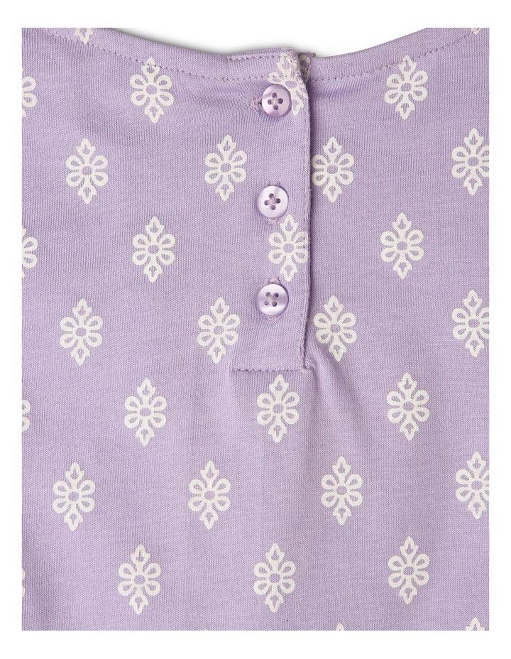 Long Sleeve Knit Swing Tee image 4