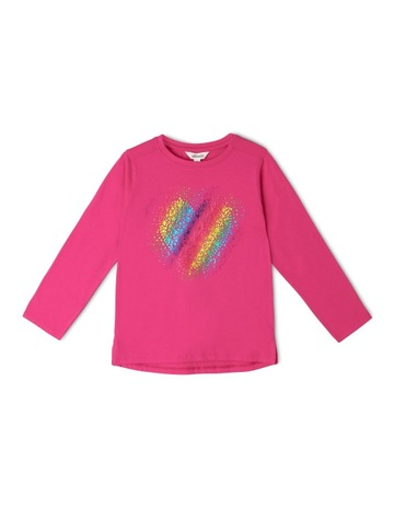 Cotton Swan Printed Long Sleeve T-shirt for Girls Sweater Tops Children H