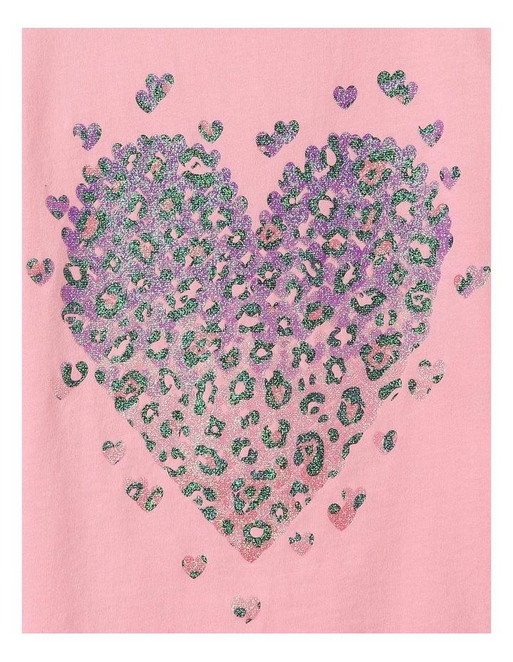 Essentials Long-Sleeve Heart T-Shirt image 2