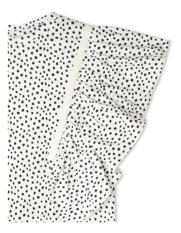 Ruffle-Sleeve Knit Top image 2
