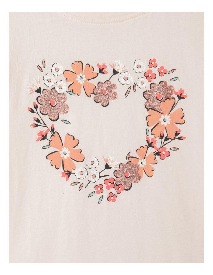 Essentials Long Sleeve Tee Light Pink image 3