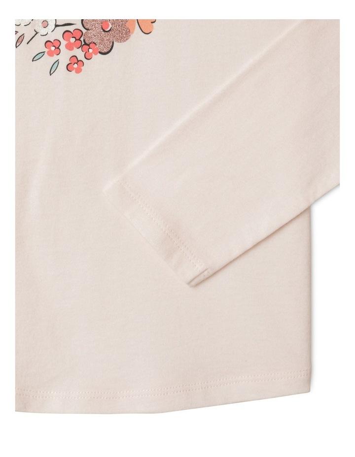 Essentials Long Sleeve Tee Light Pink image 4