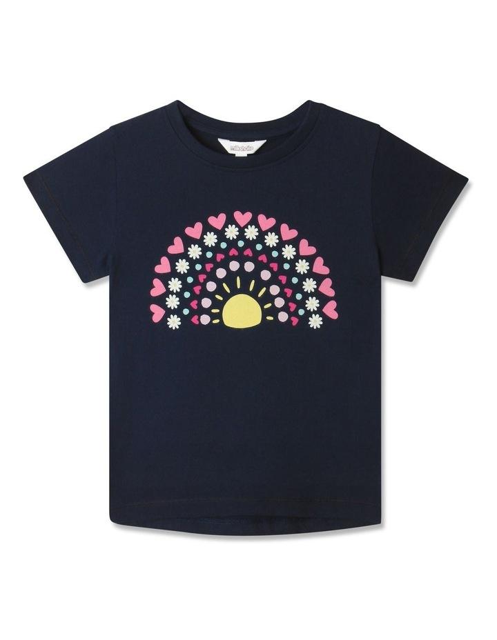 Essentials T-Shirt Navy image 1