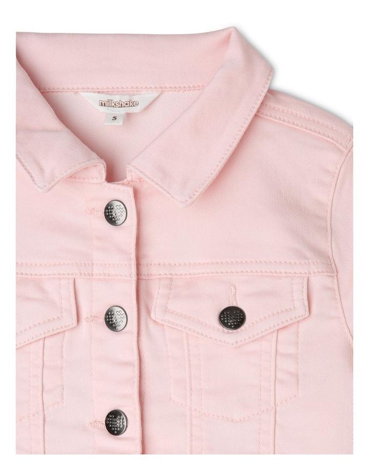 Knit Denim Jacket image 2