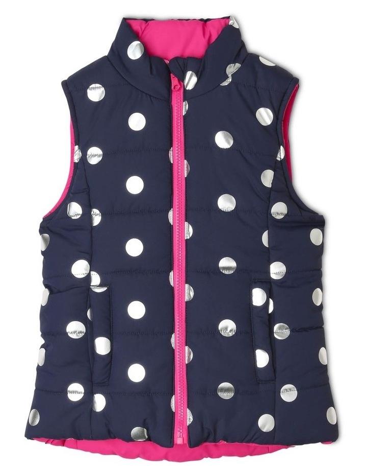 Reversible Puffer Vest image 1