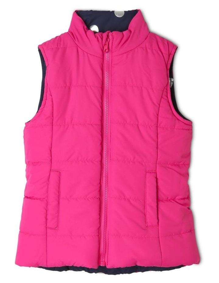 Reversible Puffer Vest image 2