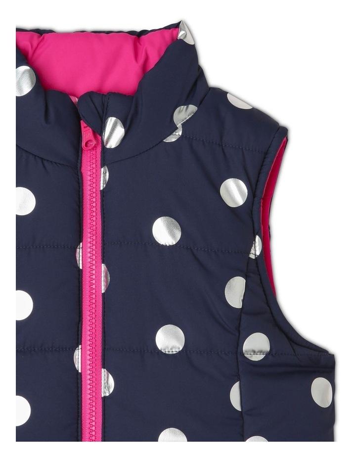 Reversible Puffer Vest image 3
