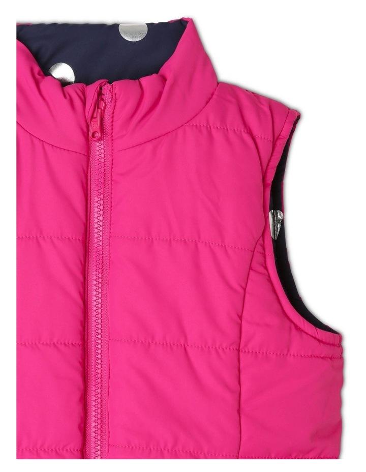 Reversible Puffer Vest image 4