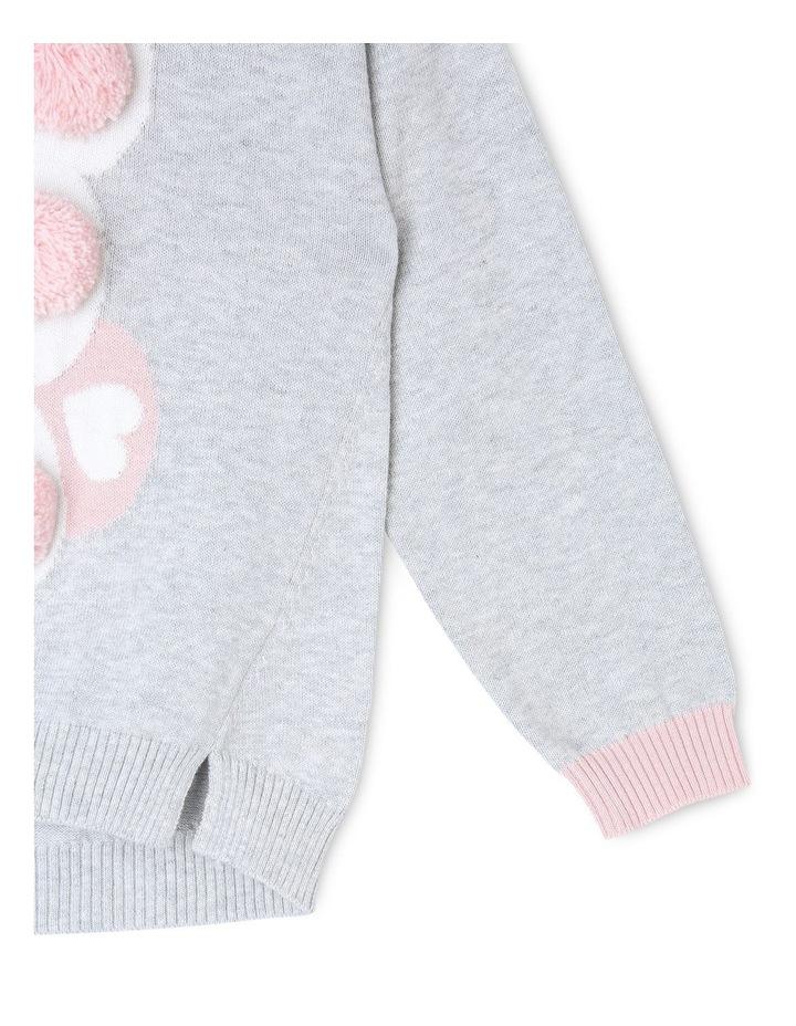 Drop Shoulder Knitted Jumper image 3