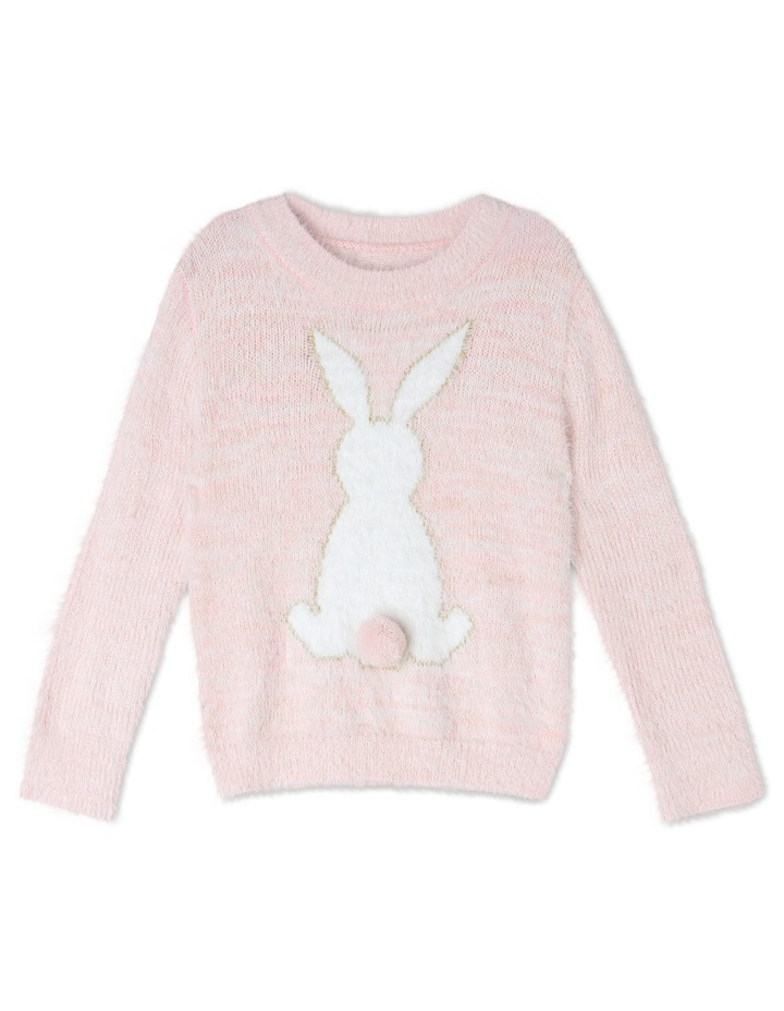 Knitted Lurex Jumper image 1