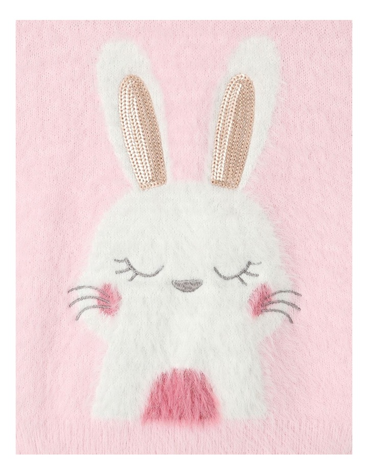 Eyelash Knit Bunny Jumper image 2