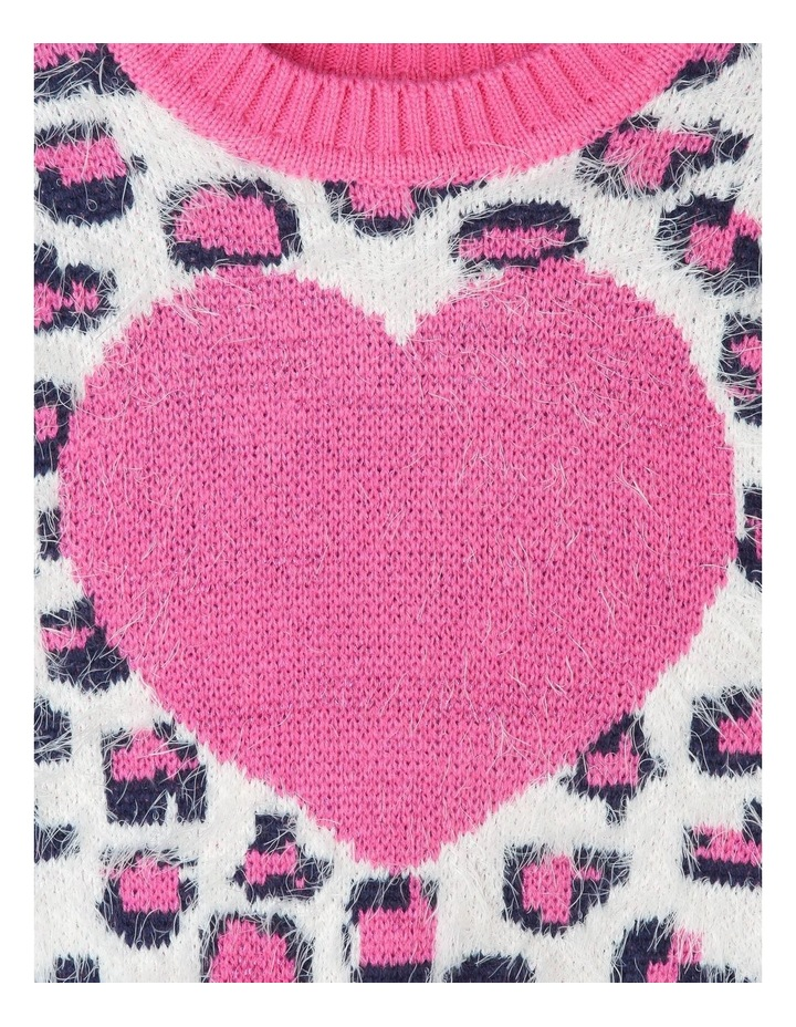 Knitted Intarsia Jumper image 2