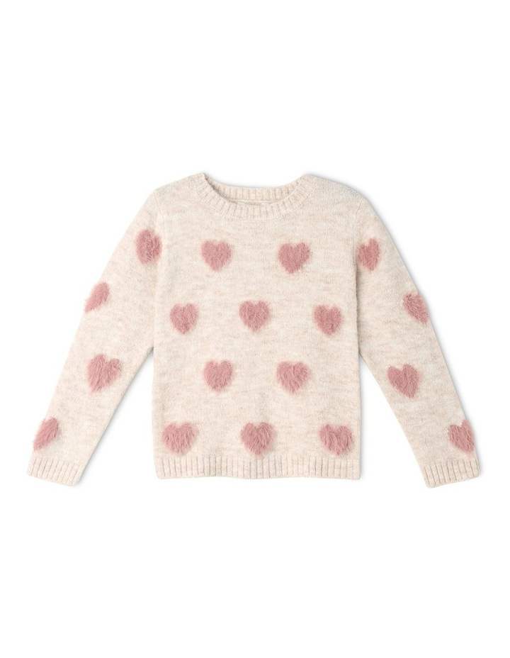 Knitted Roll Neck Jumper image 1