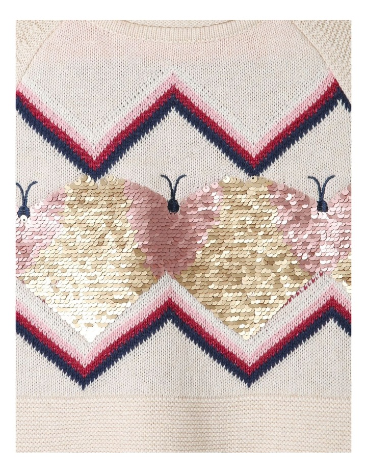 Knitted Intarsia Jumper image 3