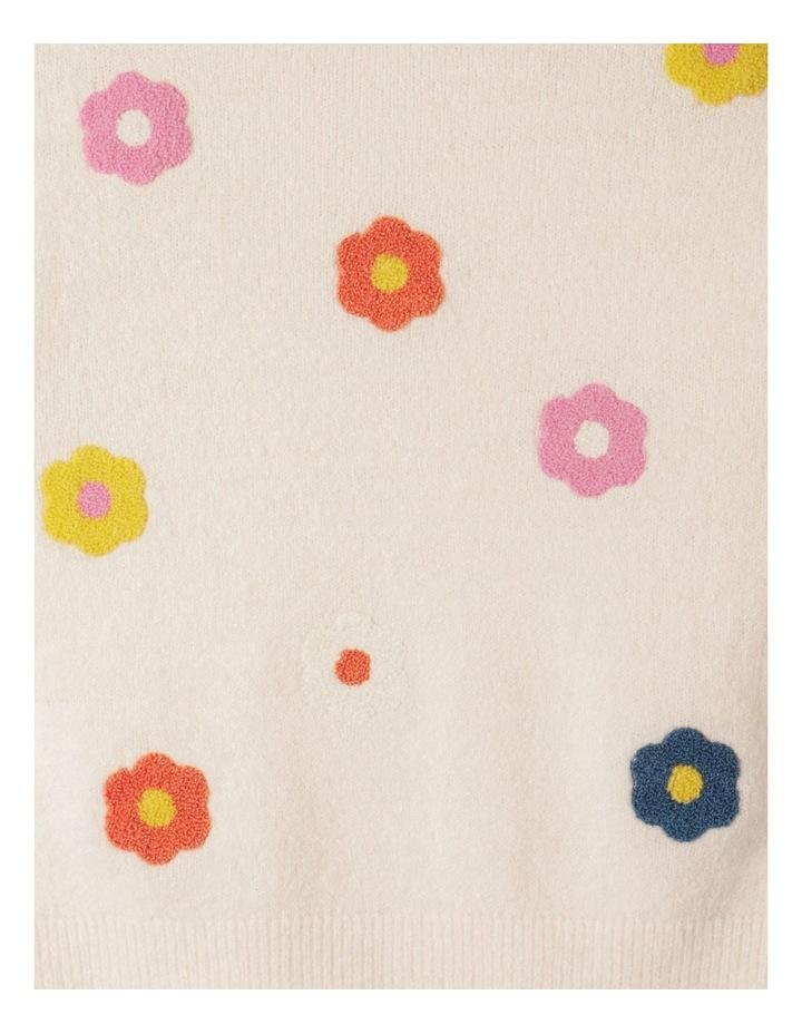 Chenille Instarsia Sweater image 5
