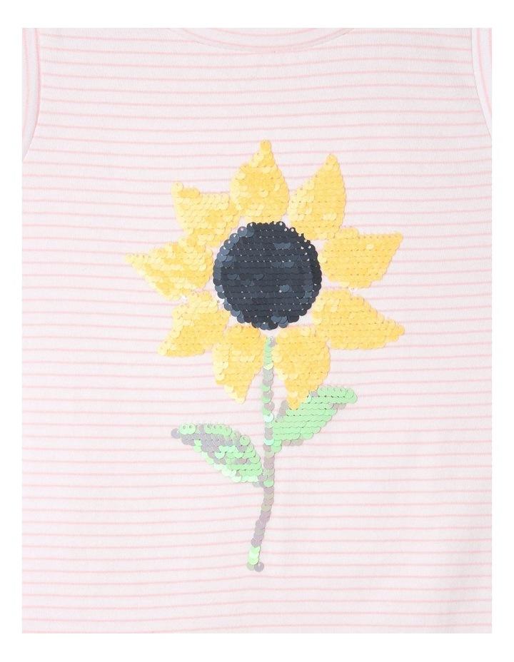 Sunflower Knit Tank image 2